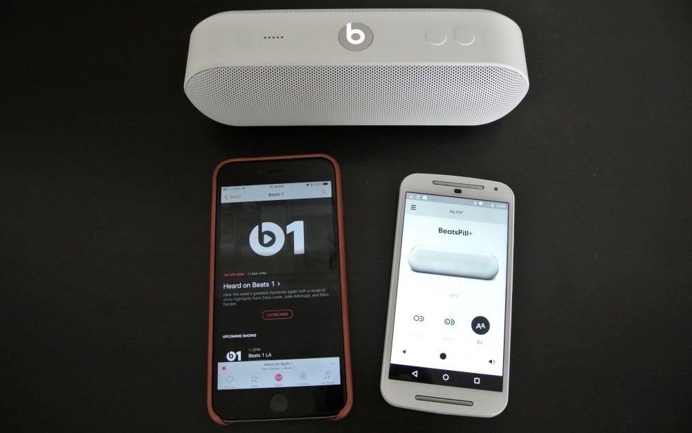 Beats Pill+ Android iPhone