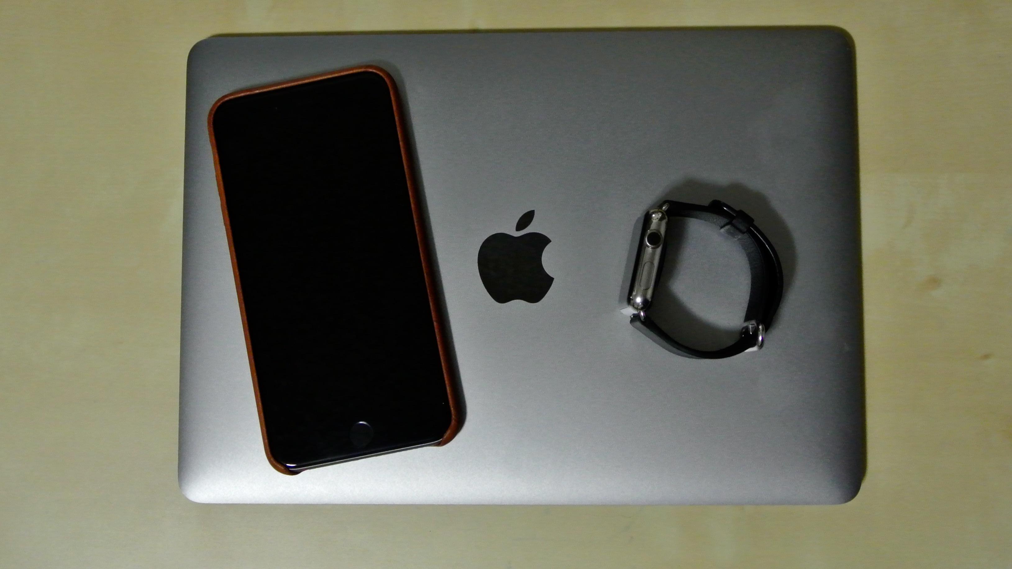 "MacBook 12"" iPhone 6s Plus Apple Watch 16-9"