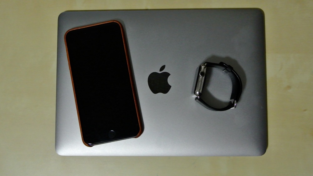 "MacBook 12"" iPhone 6s Plus Apple Watch 16-9"