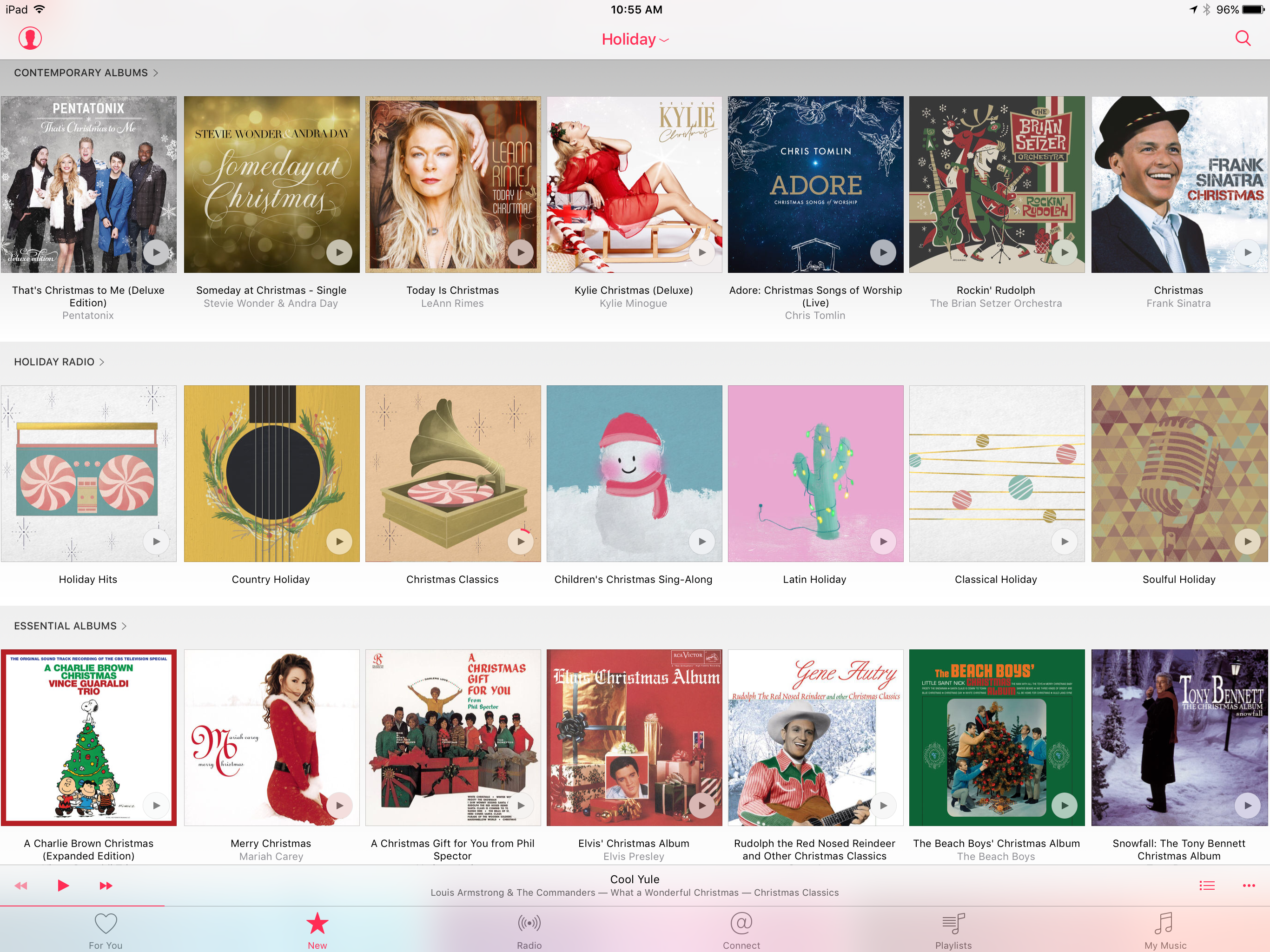How-To: Find and create Christmas stations + playlists with Apple ...