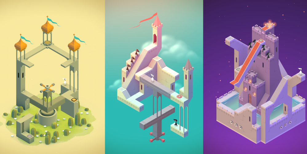 Monument Valley-Free App of the Week