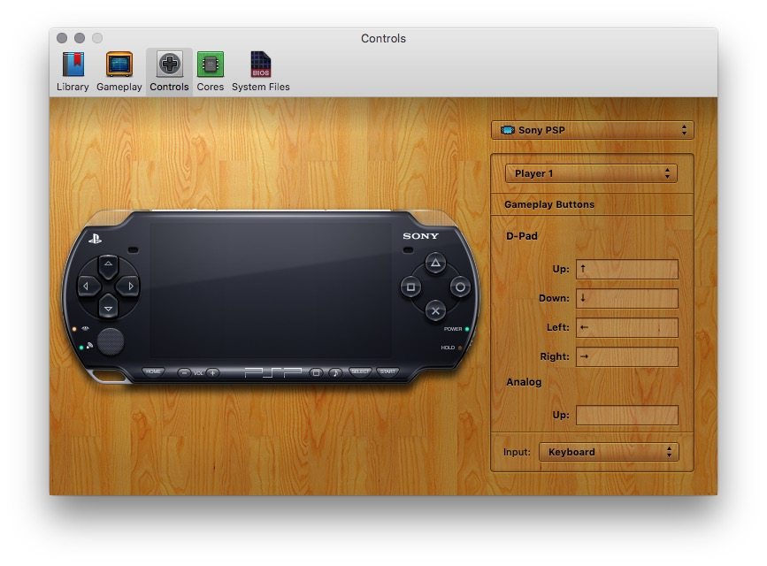how to play playstation games openemu