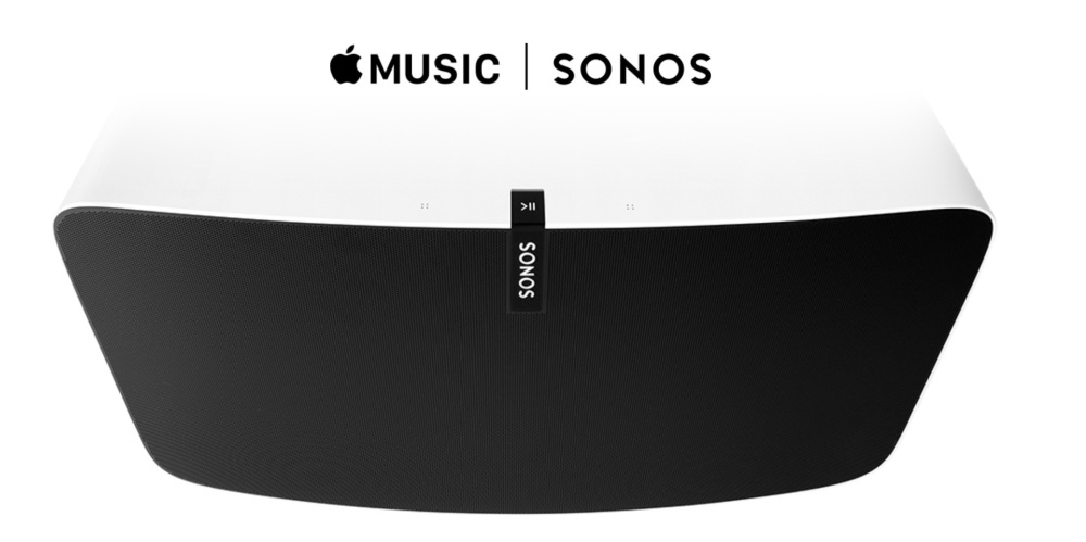 Sonos Apple Music 2-1