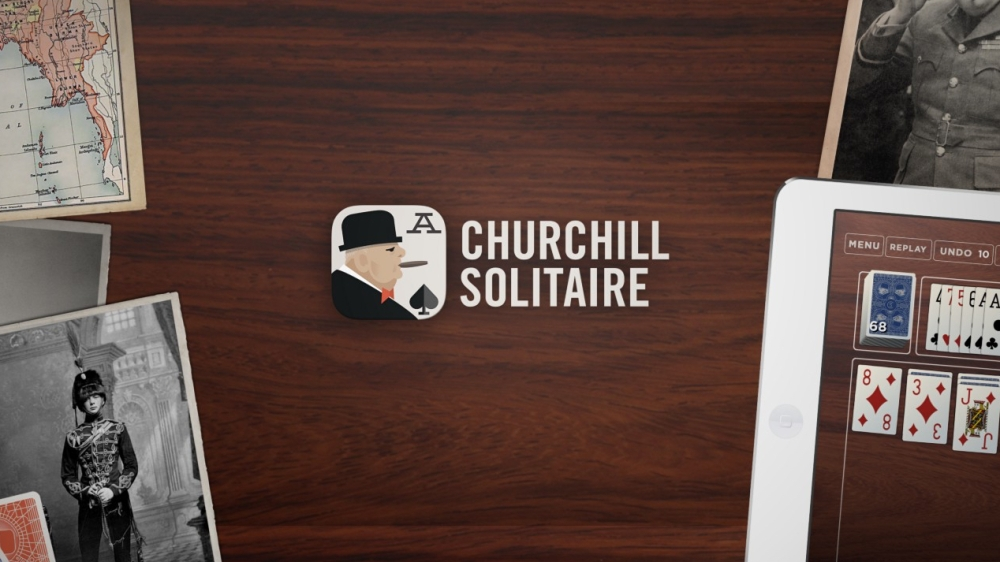 Churchill Solitaire by Donald Rumsfeld