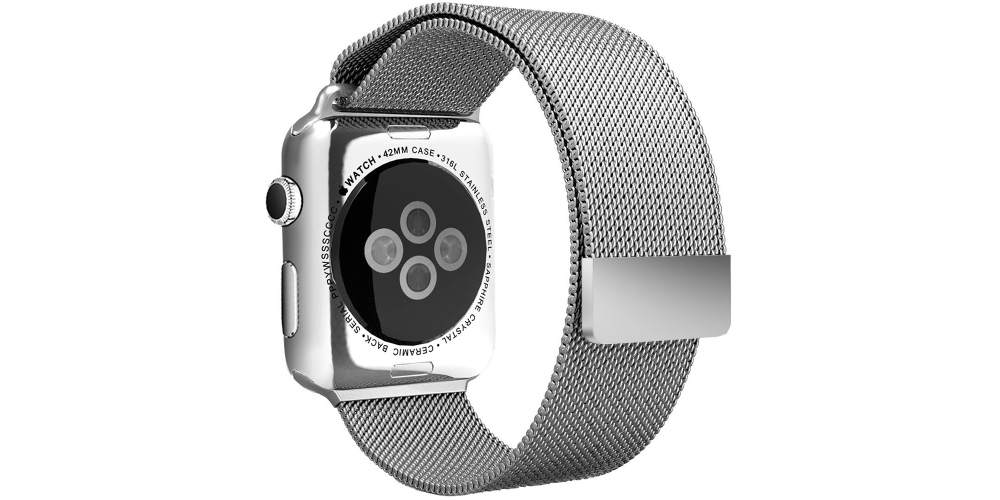 aerb-milanese-loop-watch-band