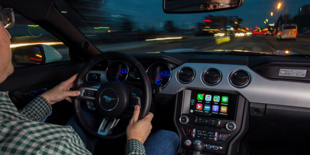 Ford is expanding its SYNC® connectivity system, adding Apple CarPlay, giving iPhone users access to Maps, Messages, Phone and Music through Siri voice control or touch screen. In North America, Ford is making Apple CarPlay available on all 2017 vehicles equipped with SYNC 3, starting with the all-new Ford Escape. Owners of 2016 vehicles equipped with SYNC 3 will have an opportunity to upgrade later in the year.