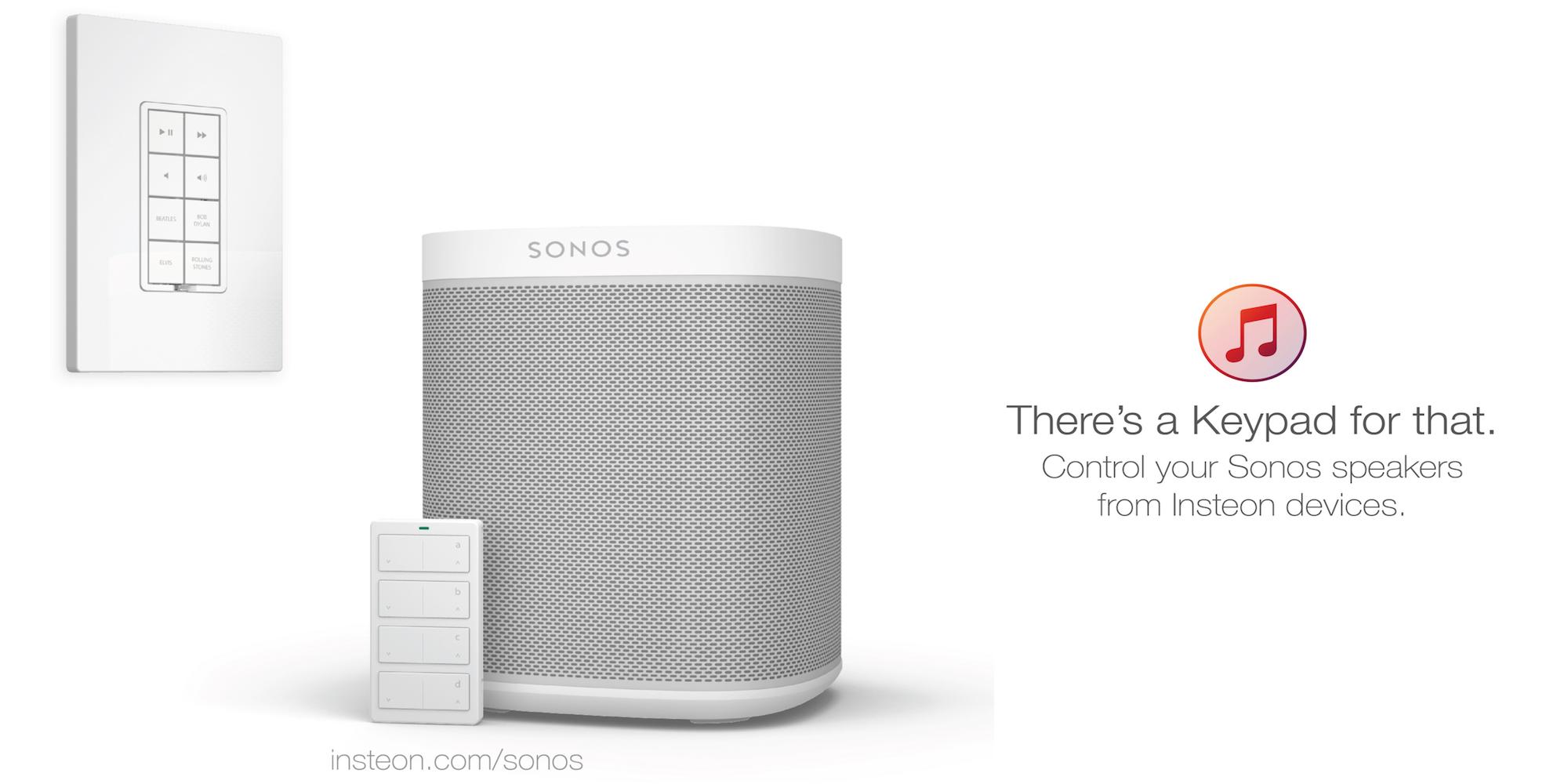 Insteon-Sonos