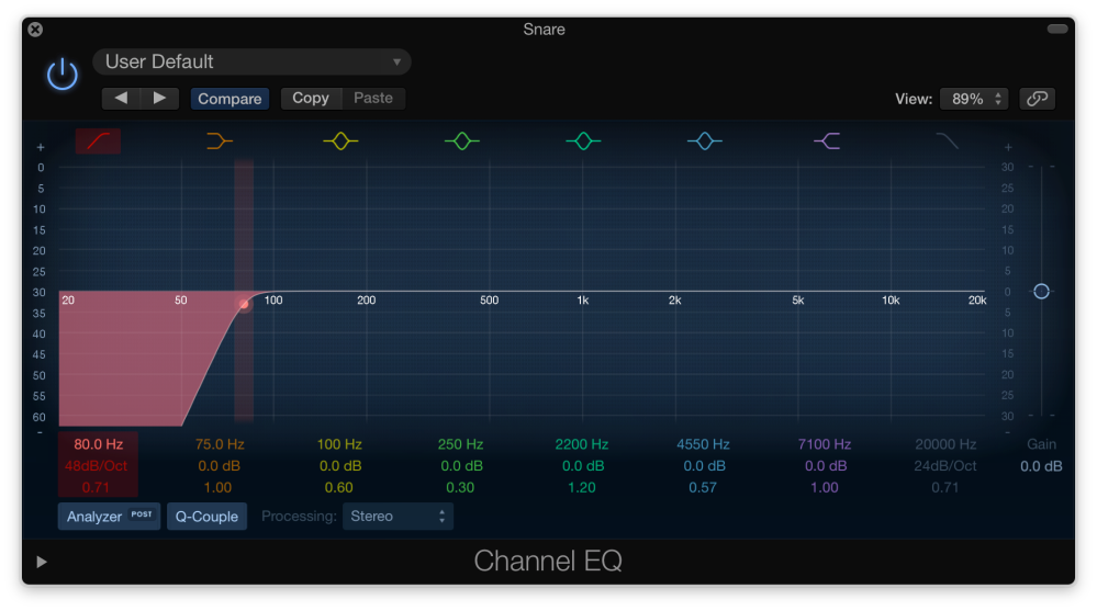 Logic Pros- EQ