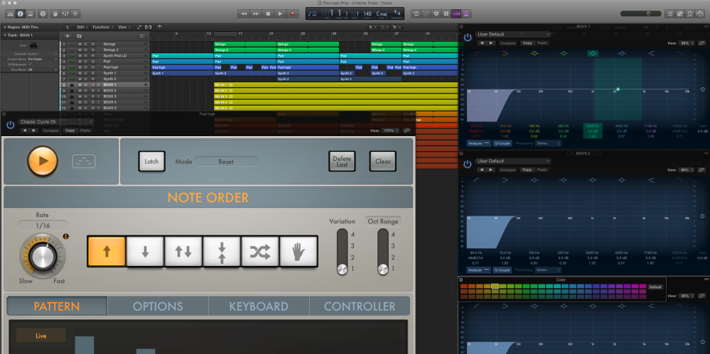 Logic Pros- Hero
