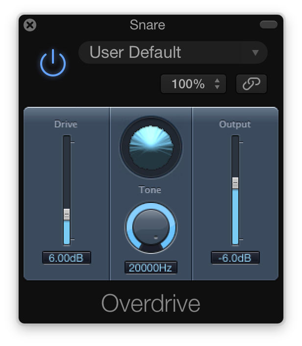 Logic Pros- Overdrive