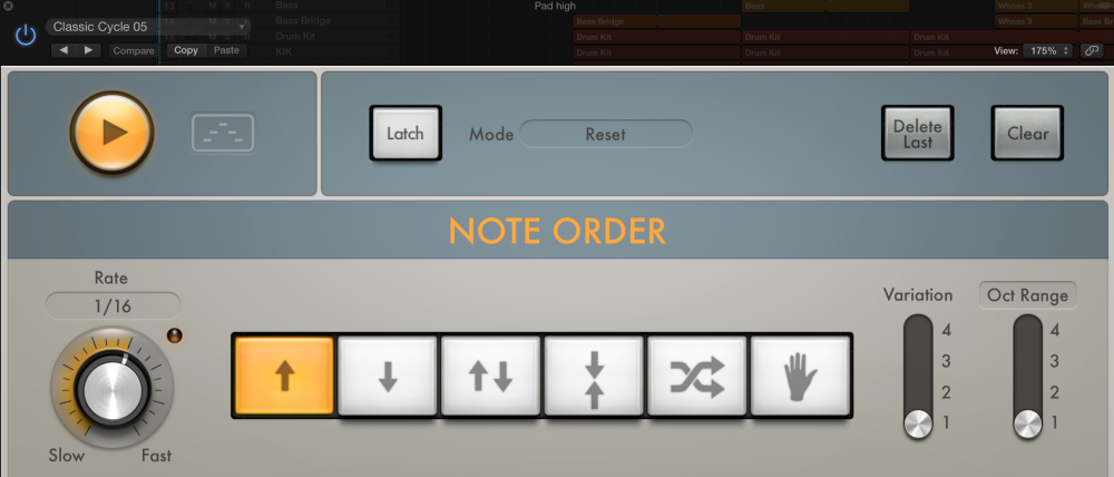 Logic Pros-View