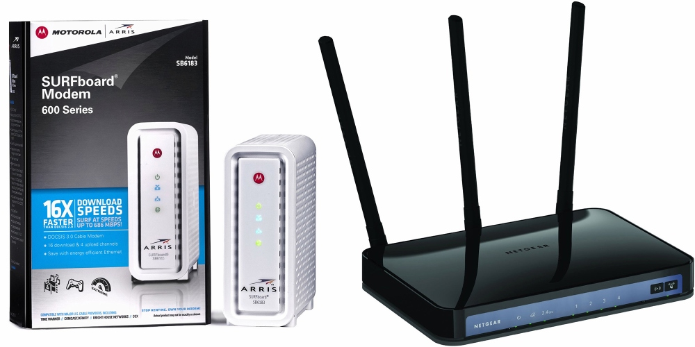 motorola-netgear-cable-modem-router-combo