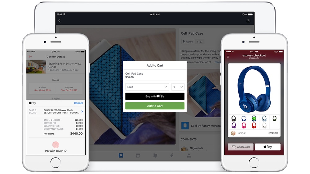 Apple Pay France (Featured Image)