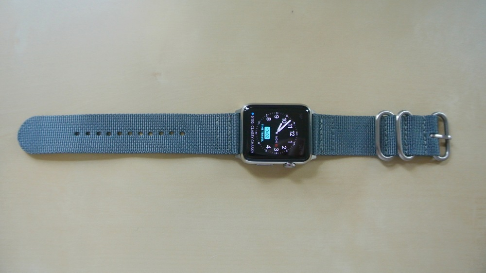 Apple Watch Nylon Band 4