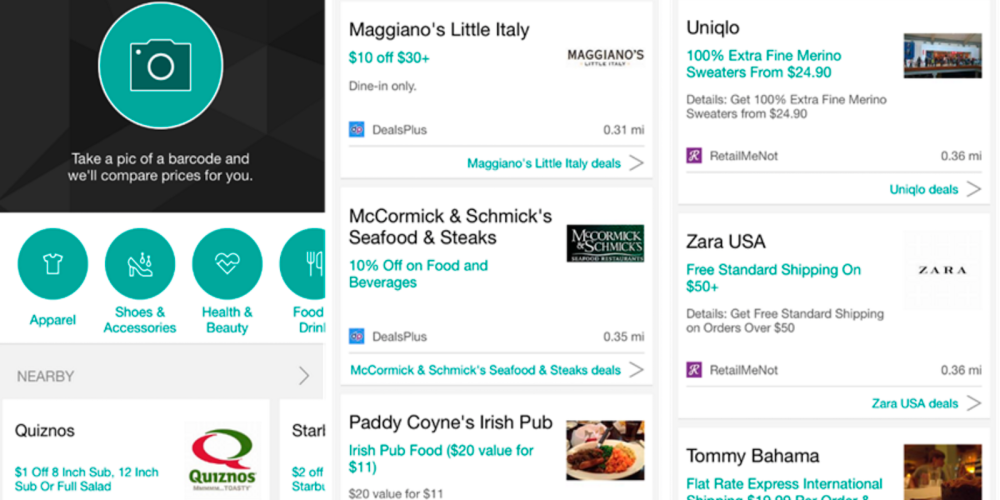 Bing Search for iPhone gets barcode scanner w/ price comparisons, deal finder feature, & 3D Touch