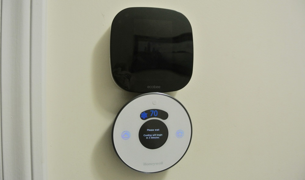 Honeywell Lyric Round HomeKit 3
