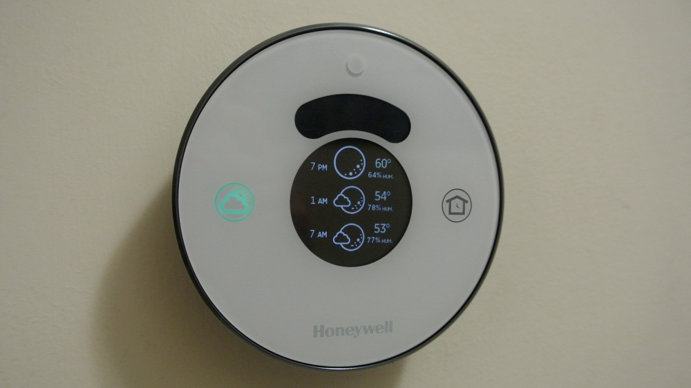 Honeywell Lyric Round HomeKit 5