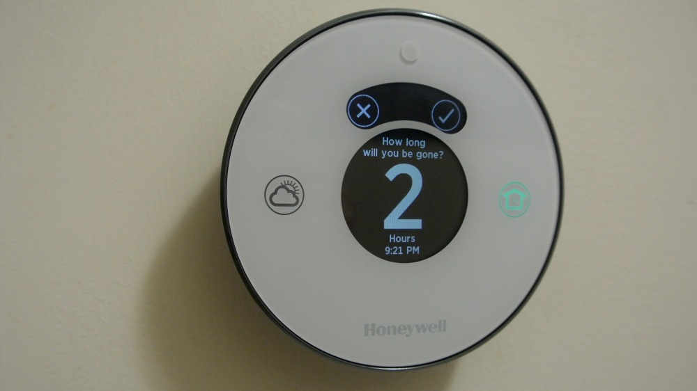 Honeywell Lyric Round HomeKit 6