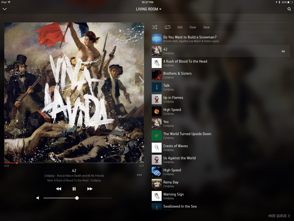 Apple Music in Sonos