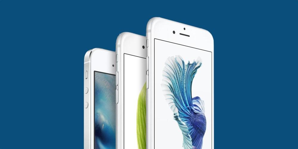 iPhone lineup