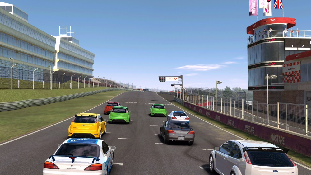 Real Racing 3 Daytona