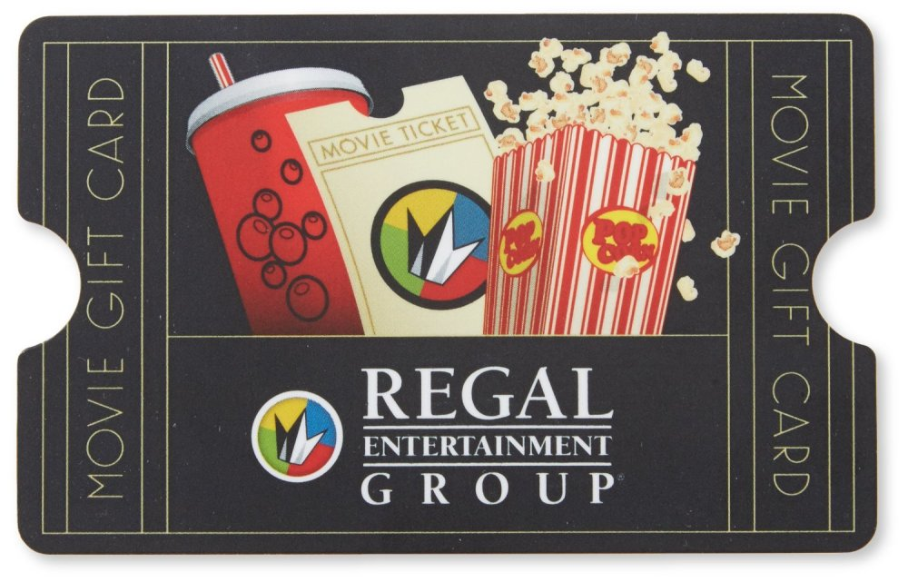 Regal Movie Theaters-gift card