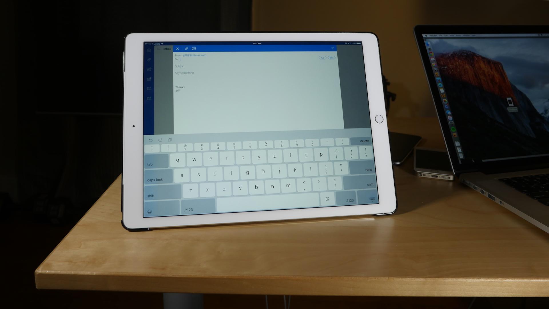 Spark iPad Pro