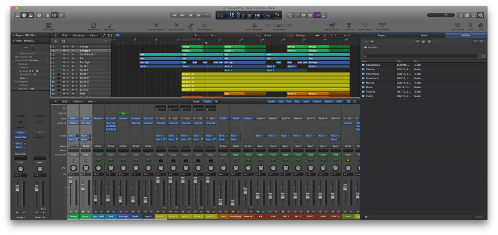 The Logic Pros-Import Tracks-3