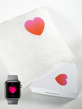 iHeart Pillow