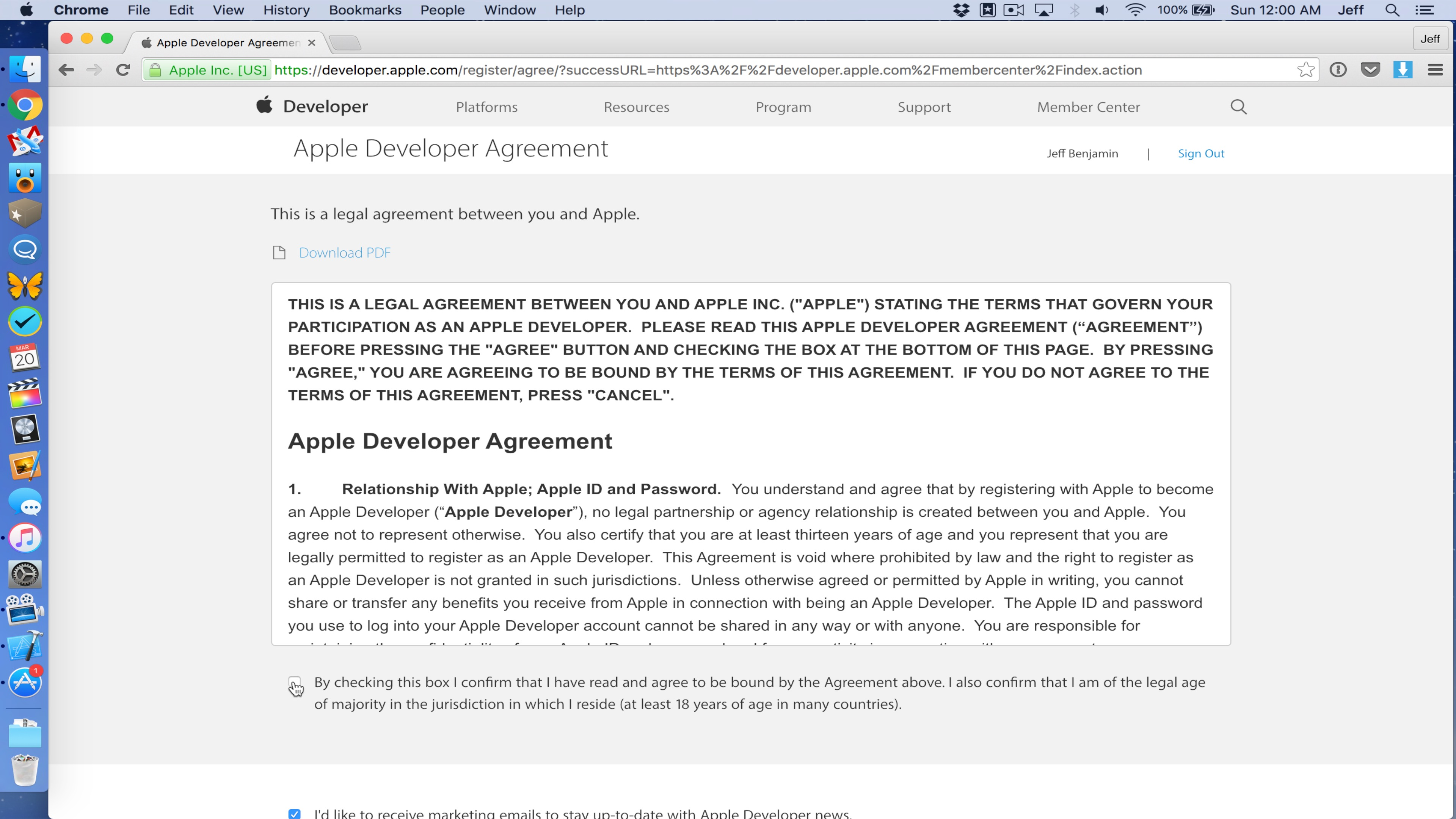 How-To: Create a free Apple developer account for