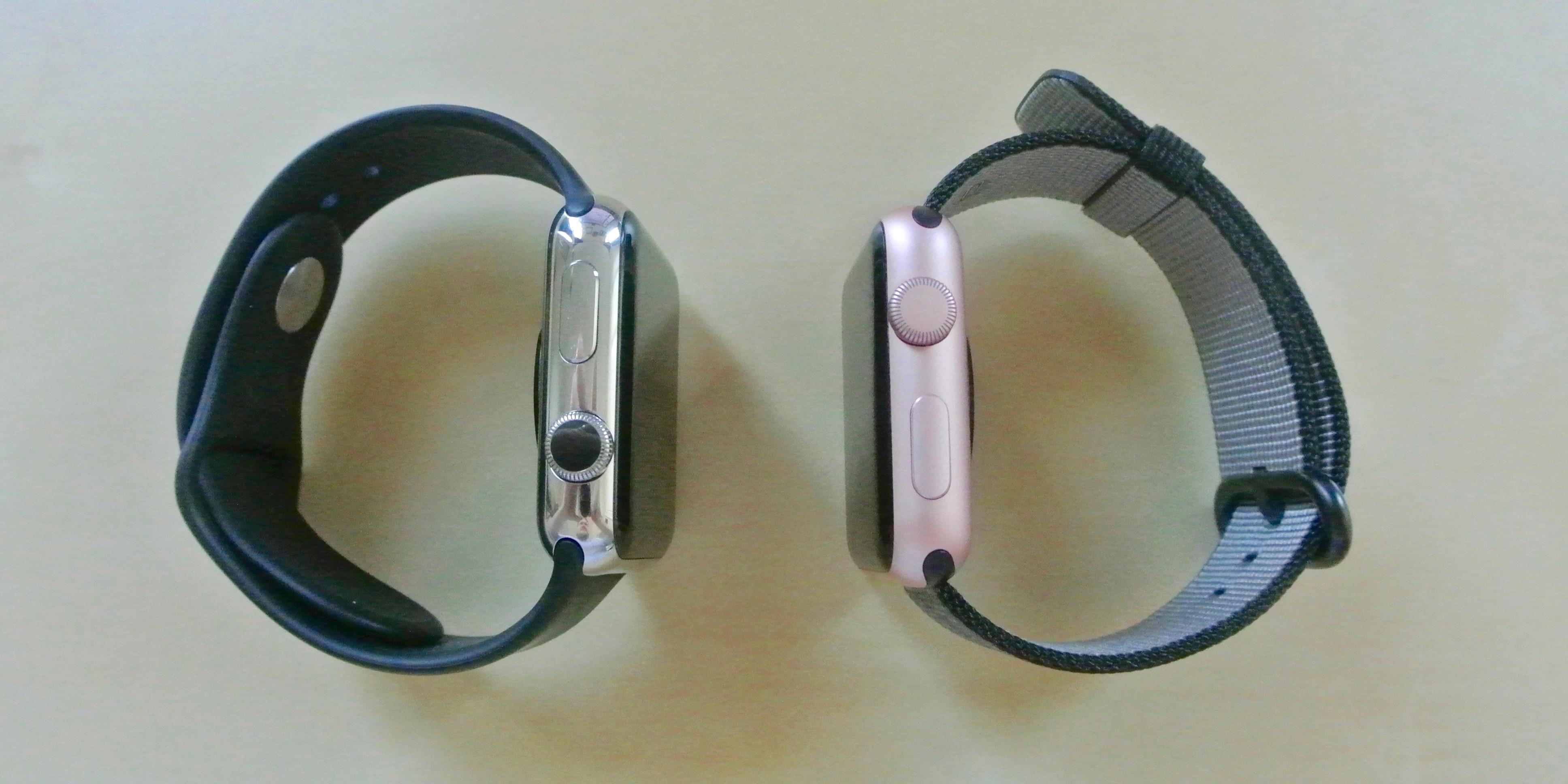 Apple Watch Sport Woven Nylon