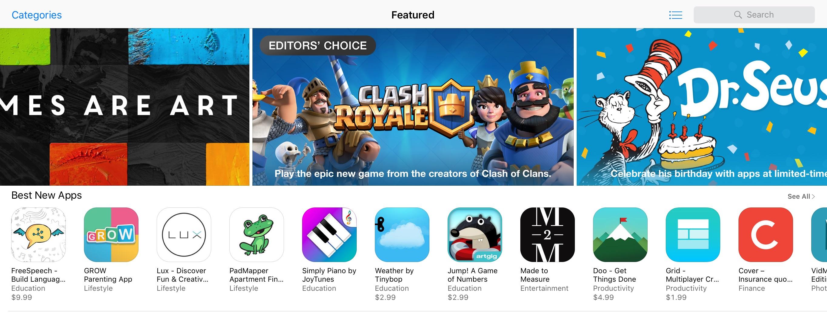 Best New Apps App Store