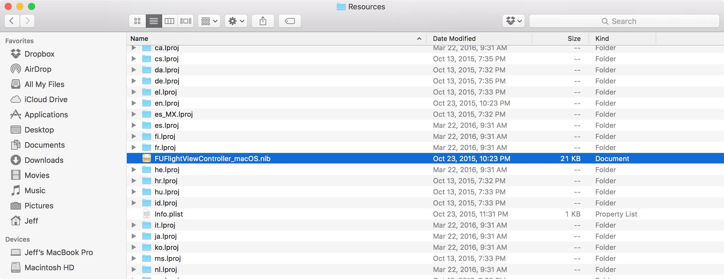 FlightUtilities.framework macOS
