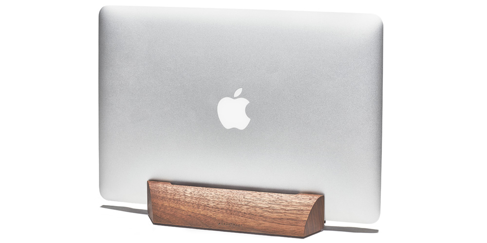 Grovemade - MacBook Air Stand - Walnut