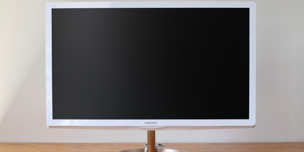 Philips E6 Monitor