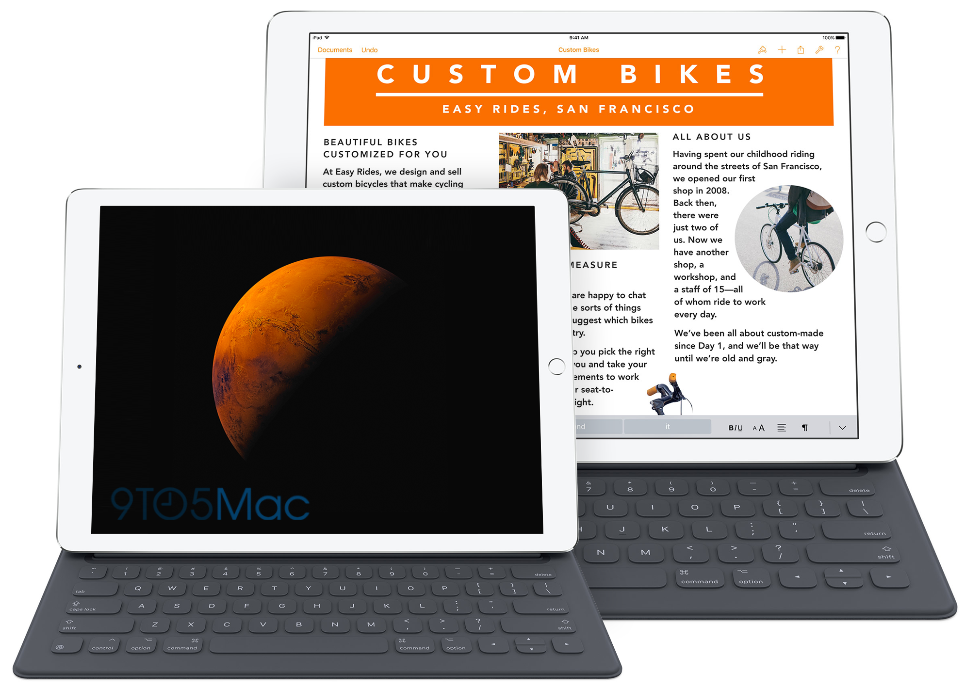 9.7-inch iPad Pro to start at higher $599 price, come in 32 GB & 128 GB capacities