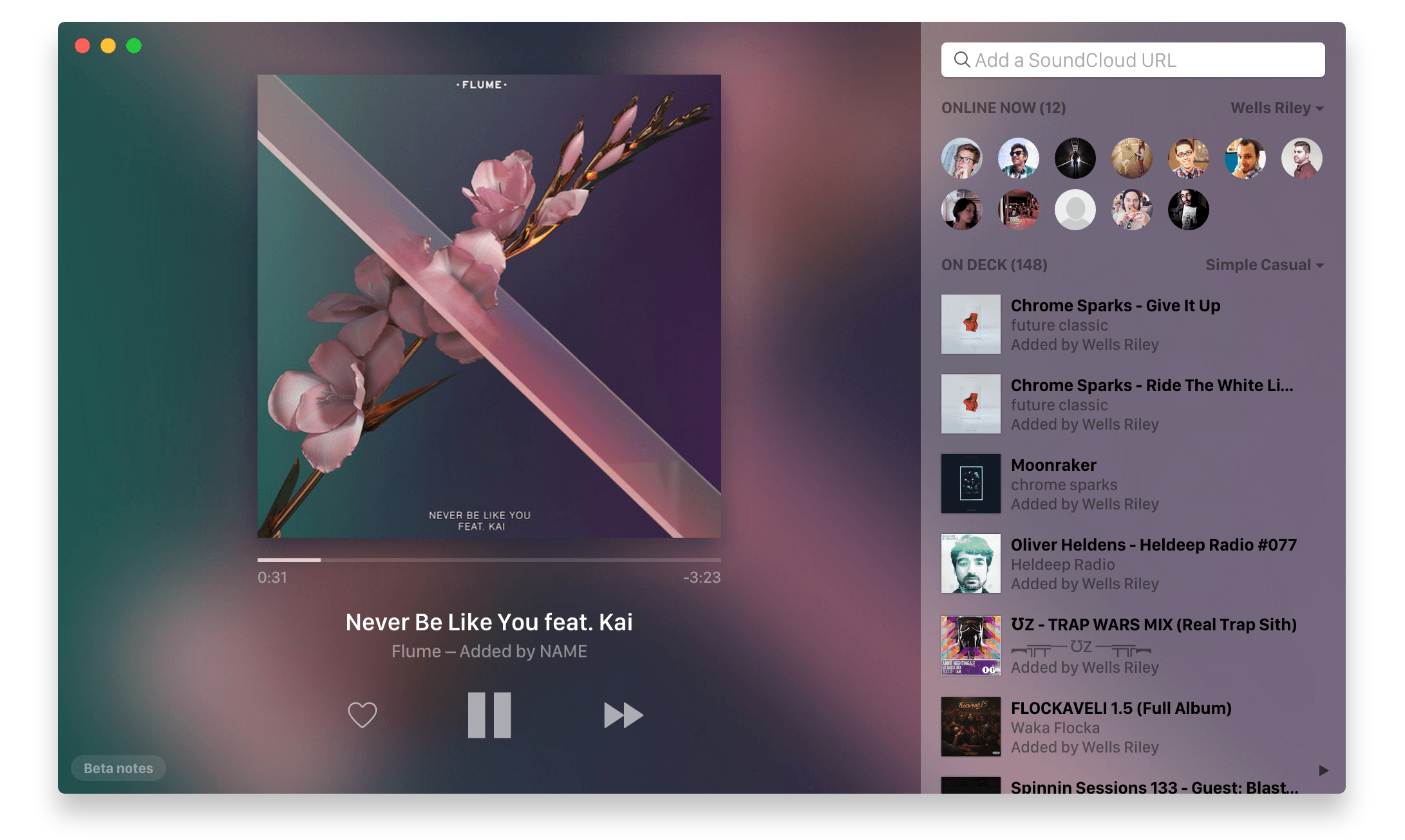 Feature Request: Apple Music needs collaborative streaming