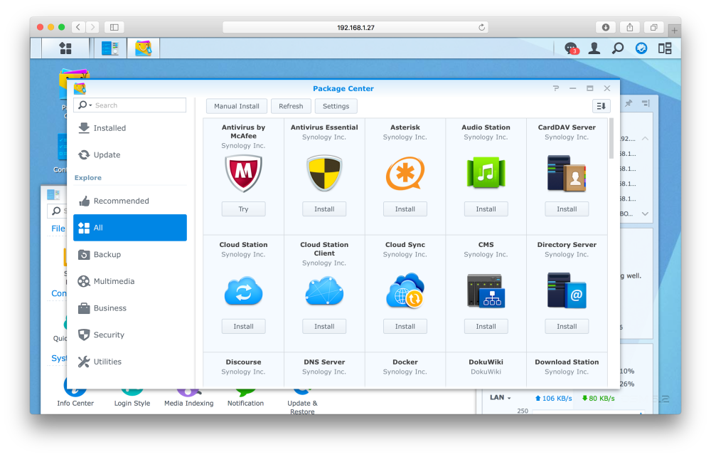 Review: Synology NAS, a solid backup solution and great home media