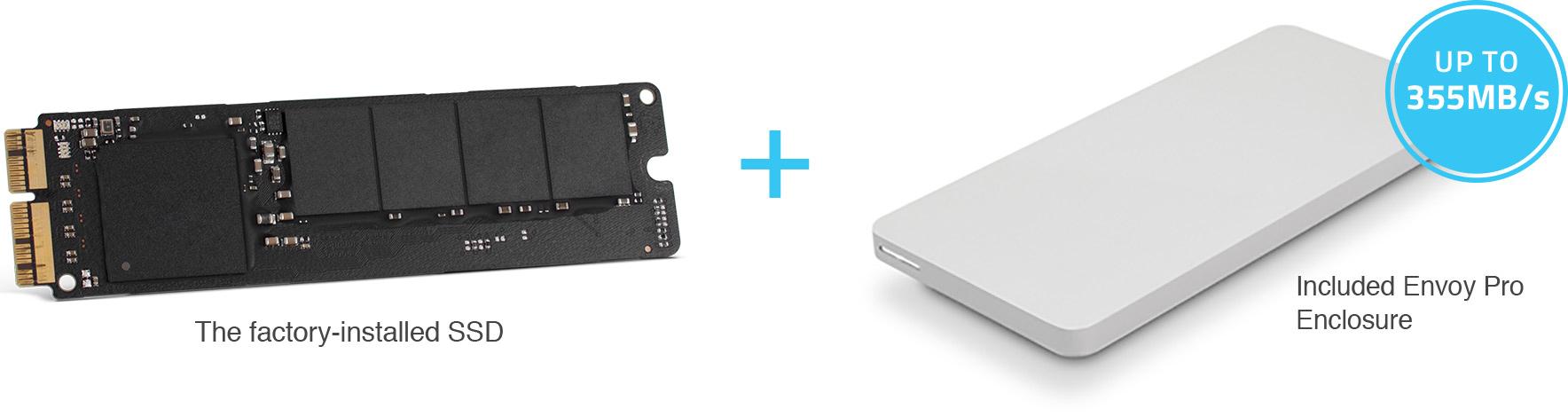 SSD Repurposed Envoy Pro