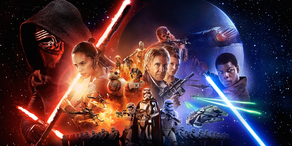 Star Wars- The Force Awakens Blu-ray combo pack-7