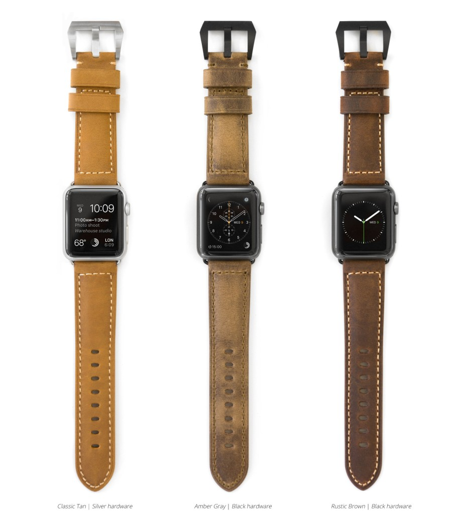 Nomad Apple Watch Bands