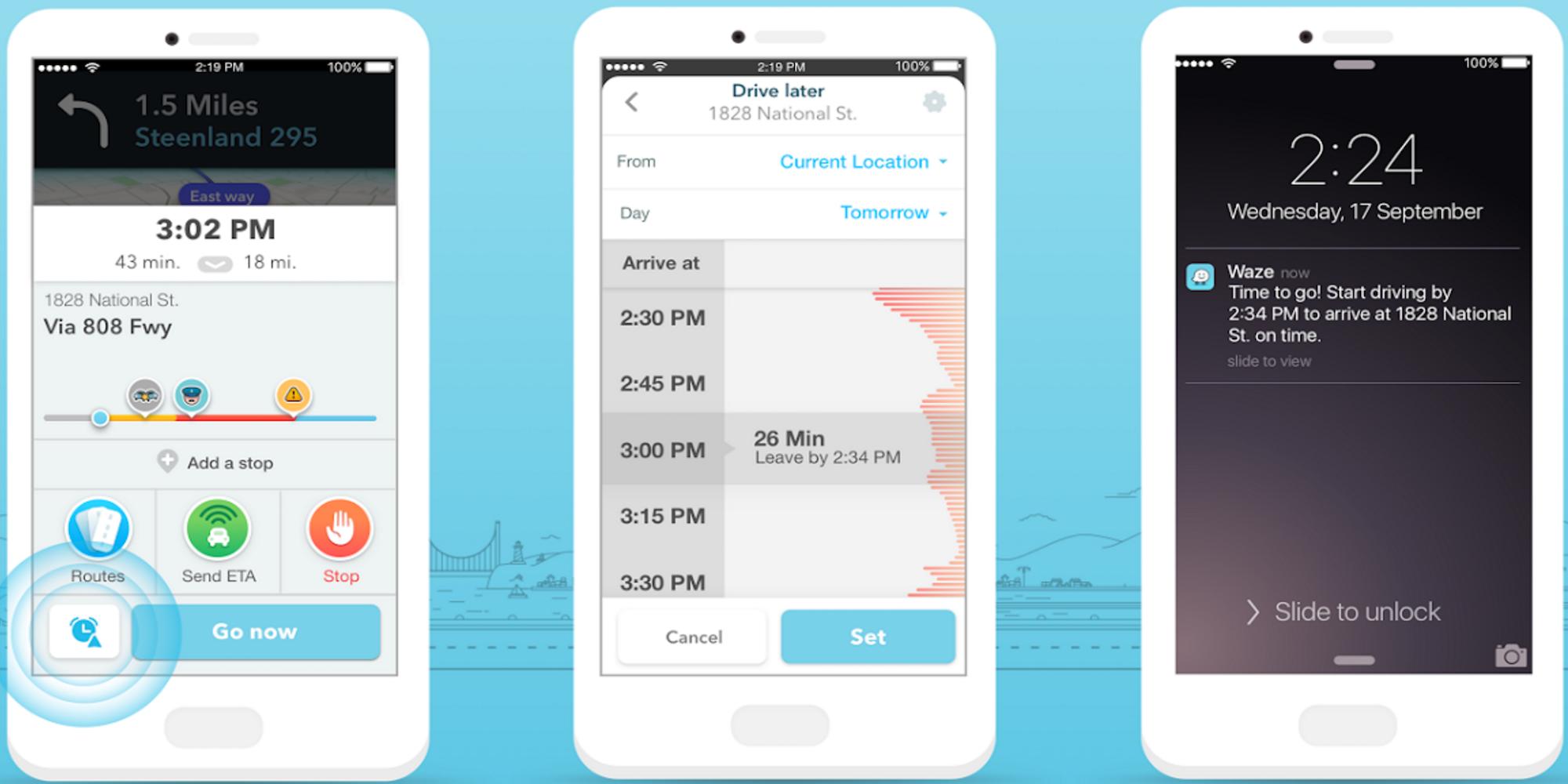 Waze-planned-drives