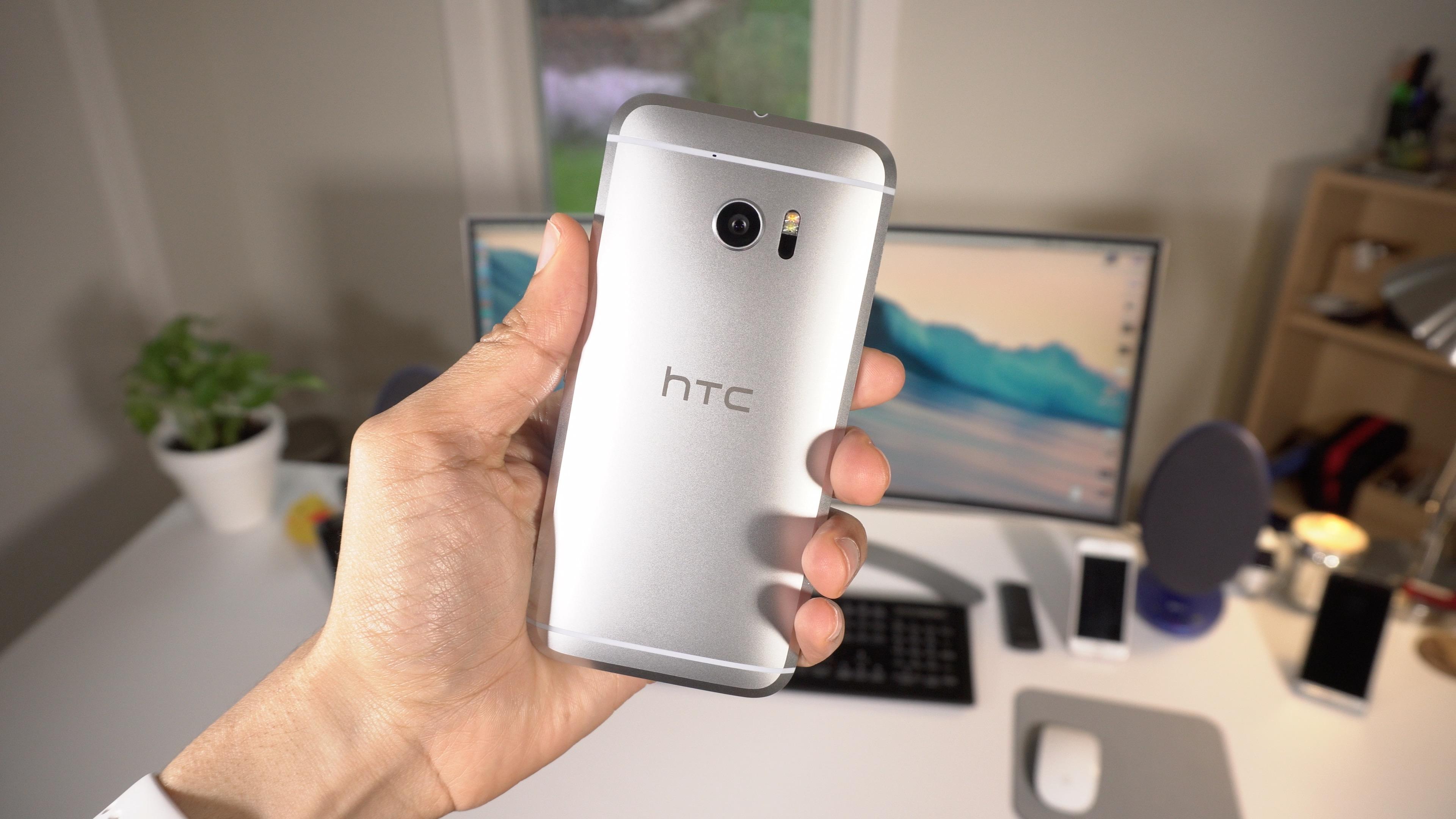 HTC 10 Rear 2