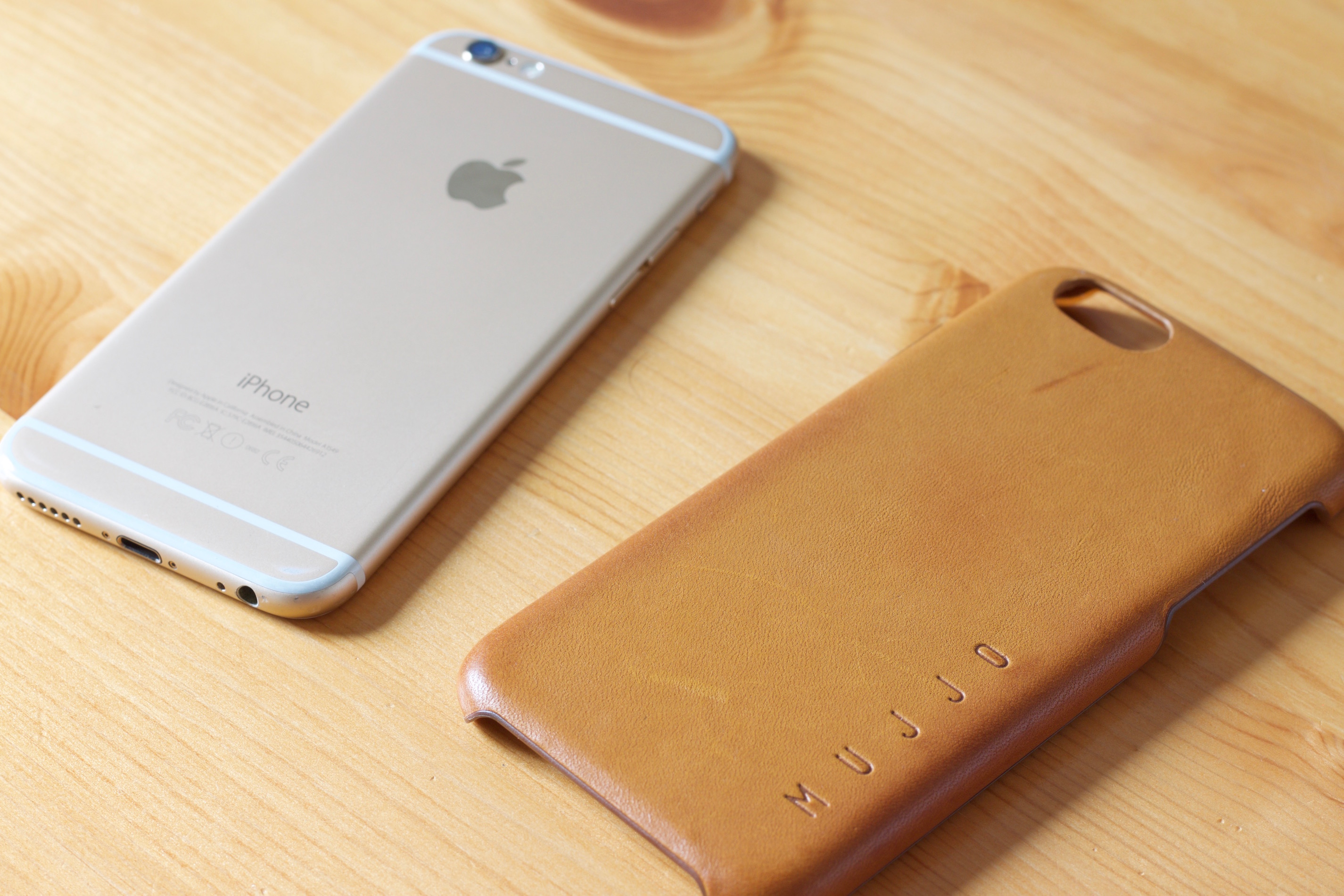 wholesale dealer 86dac b791c Review: Mujjo Leather Case for iPhone 6 & 6s - 9to5Mac
