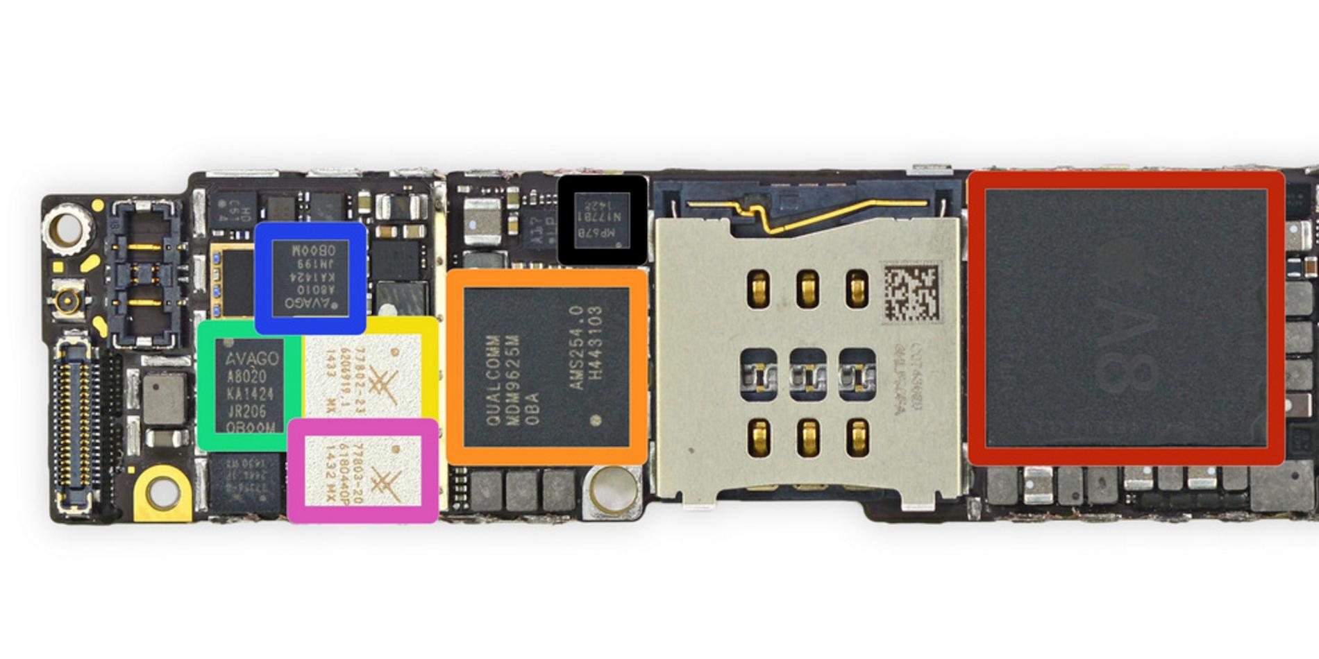 iPhone-6-board-teardown