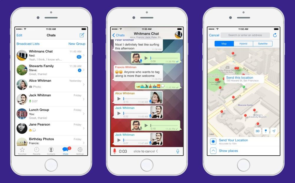 Whatsapp Aktualisieren Iphone 5
