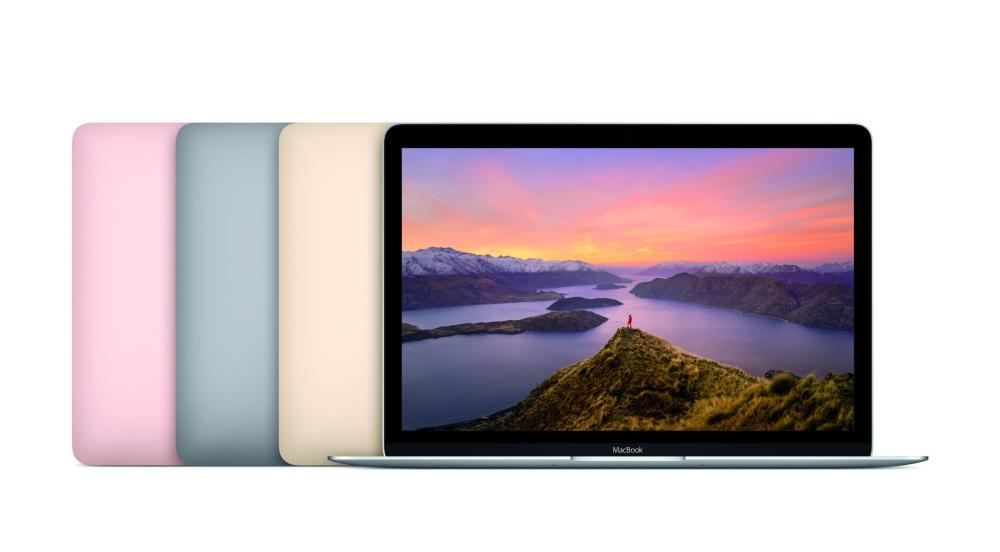 Macbook 12in m7