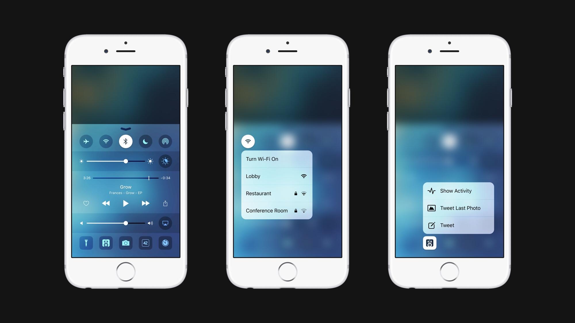 MacStories iOS 10 Concept