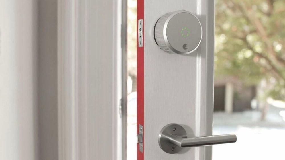 August Home Smart Lock HomeKit