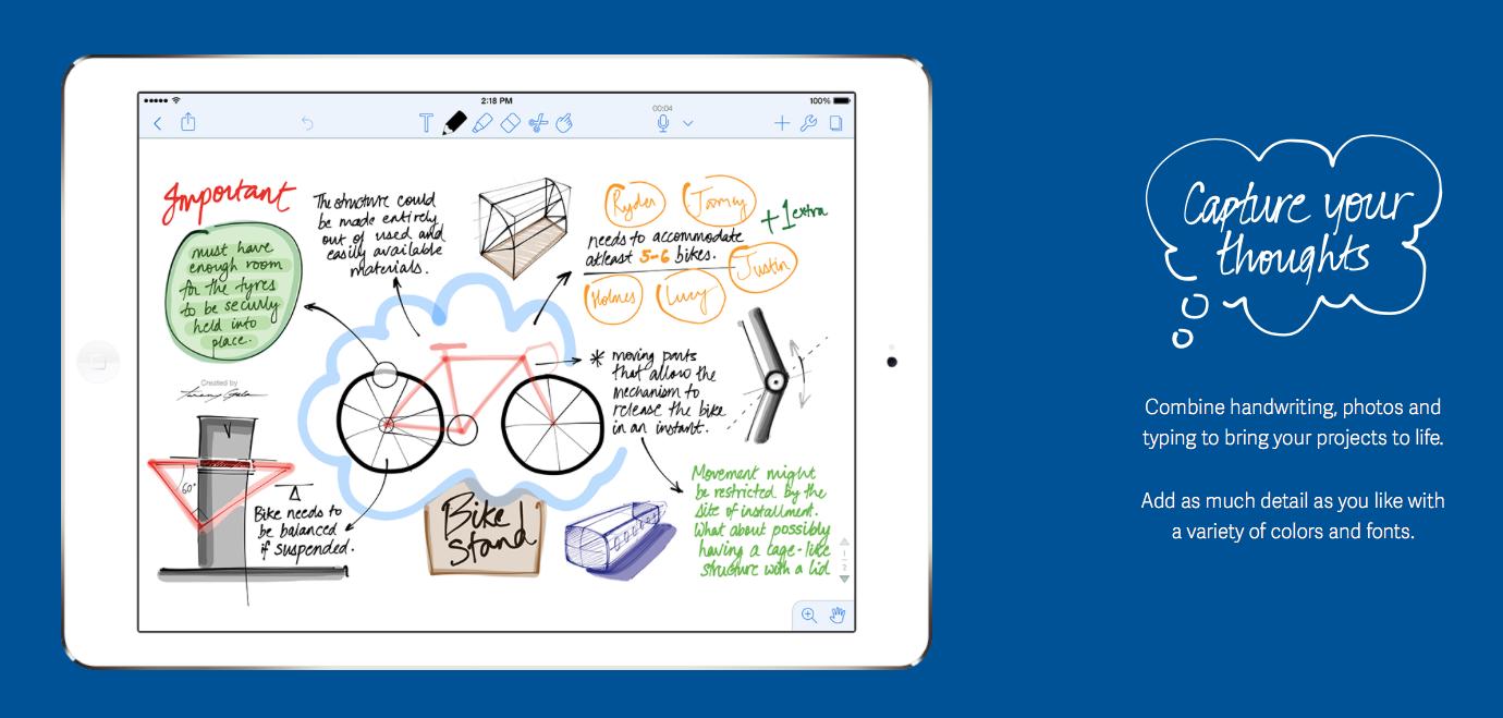 Best handwriting app for ipad free